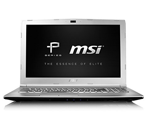 MSI Prestige PL60 7RD i5 15.6 inch Silver