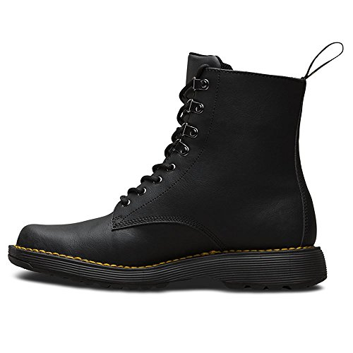 Dr.Martens Mens Lawton Peidmont Split Leather Boots Schwarz xNQA1qc