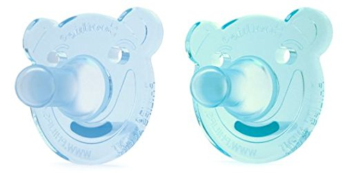 Philips AVENT Soothie Bear Shape Pacifier