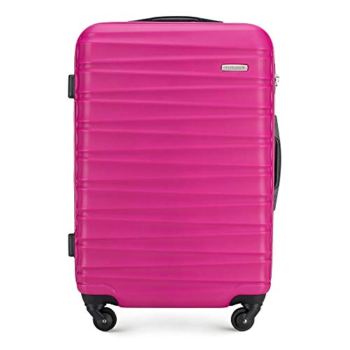 WITTCHEN GROOVE Line Koffer, 67 cm, Rosa