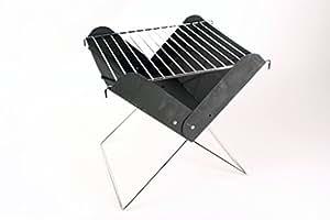 mini barbecue grill pliable pour camping pique nique barbecue charbon jardin. Black Bedroom Furniture Sets. Home Design Ideas