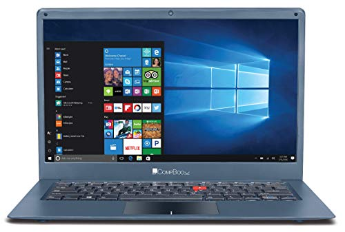 iBall Marvel 6 V 2.0 2017 14-inch Laptop (Intel Celeron Processor N3350/3GB/32GB/Windows 10 Home/Integrated Graphics), Metallic Grey