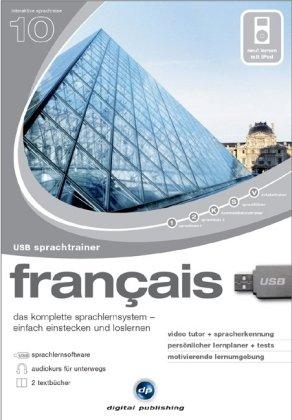 Interaktive Sprachreise V10: USB Sprachtrainer Francais