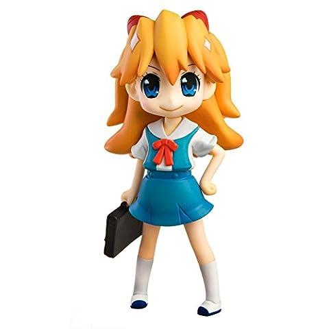 Evangelion @ School Collection 1 Asuka Langley PVC Figure