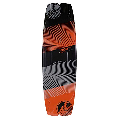 Cabrinha Ace Carbon Kiteboard Test Review
