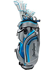 MacGregor – Palo de golf DCT Set Paquete De Grafito con Cartbag, Golf: RH (Right Hand)