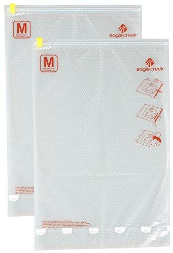 Eagle Creek Pack-it Kompression Organizador para maletas, 62 cm, Klarheit / Flamme Naranja