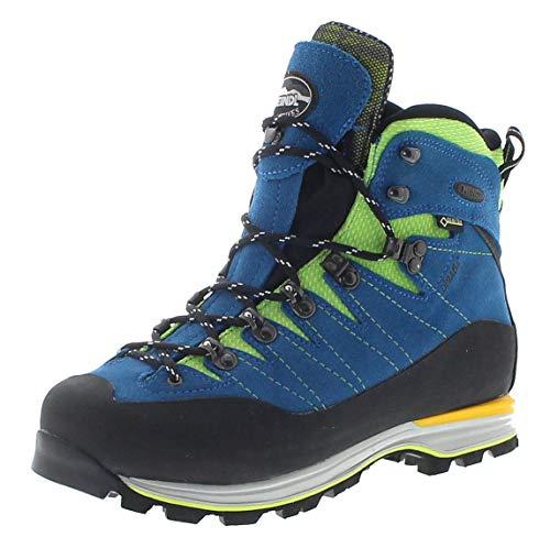 Meindl Herren Trekking Schuh 3089-88 Air Revolution 4.1 GTX Octane Lime 44.5 EU