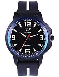 DAYLIN Reloj Deportivo Hombre Niño Relojes Juveniles para Chico Reloj Pulsera de Cuarzo Silicona Sport Wrist