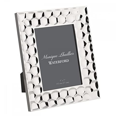 ATELIER METAL 5x7 frame by Monique Lhuillier for Waterford - 5x7 by Waterford