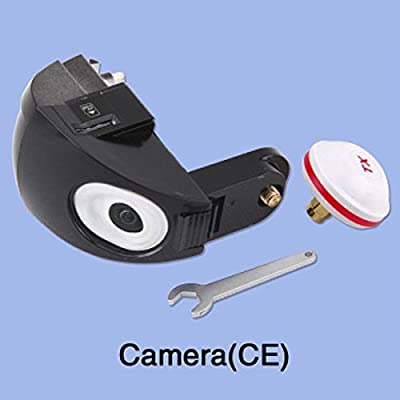DRONESHOP Camera (CE) for Walkera QR X350 Premium Helicopter - 1 Pcs by DRONESHOP