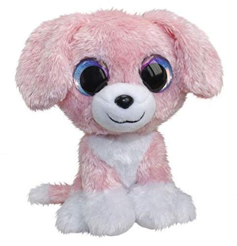 "Dog Pinky Plush - Lumo Stars 54998 - 15cm 6"""