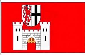 Anwesenheitsbanner Königswinter - 40 x 250cm - Flagge und Banner