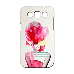 Mobile Cover Shop Glossy Finish Mobile Back Cover Case for SAMSUNG QUATTRO