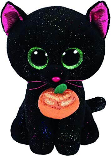 Beanie Boo Halloween Cat - Potion - 15cm 6""