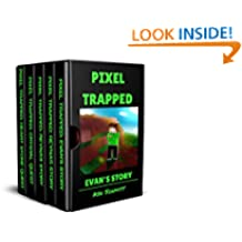 Pixel Trapped: Boxed Set Books 2-6