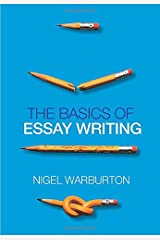 The Basics of Essay Writing Paperback