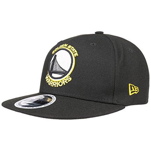 GITD NBA Golden State Warriors New Era Cap schwarz M-L (Golden State Nba)