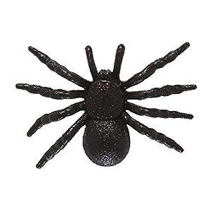 WIDMANN 599386031 - Clip para Cabello con araña Glitter