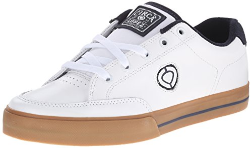 C1Rca - Lopez  50, Sneakers, unisex Bianco (Weiß (White/Dress Blue))