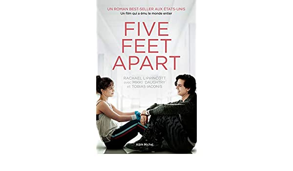 Five Feet Apart Amromans Ados French Edition Ebook