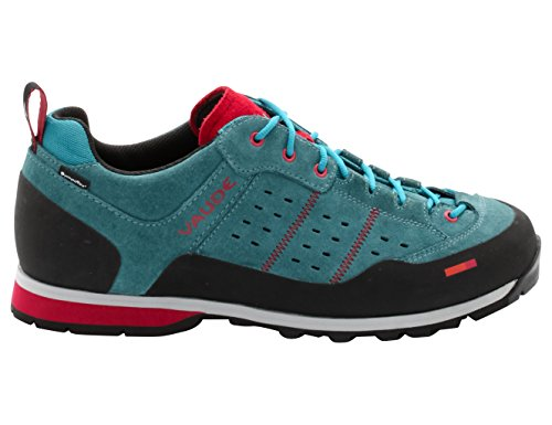 VAUDE Dibona Advanced Stx, Chaussures Multisport Outdoor Homme Turquoise (Green Spinel 675)