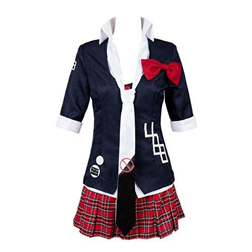 Manfis Mädchen Japan Kostüm Langärmelige Anzug Cosplay Uniform Anime Uniform