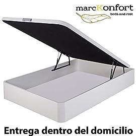 marckonfort-Canap-abatible-de-Gran-Capacidad-con-Esquinas-Redondeadas-en-Madera-Base-tapizada-3D-Transpirable-Color-Blanco