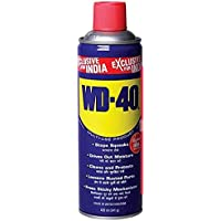 Pidilite WD-40 Multiple Maintenance/Multi-Use Product Spray with Straw, 420 ml