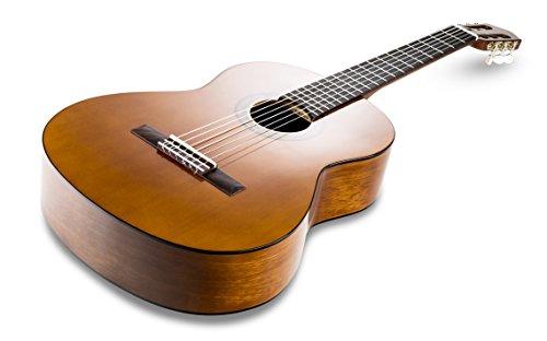Yamaha C40//02 Guitarra clásica de tamaño completo - Natural