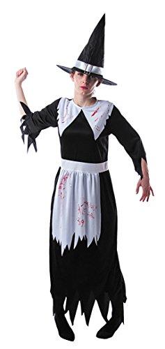 Party Pro 86589Kostüm Hexe von Salem, - Salem-hexe-halloween-kostüm