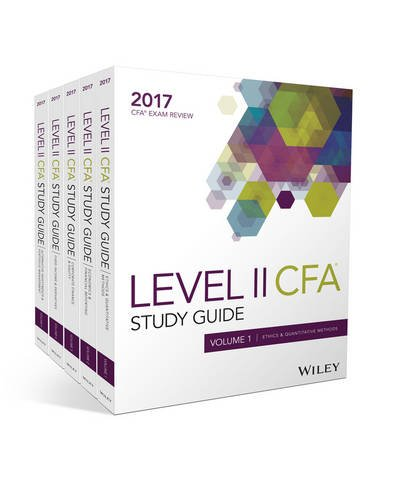WILEY SG FOR 2017 LEVEL II 5V (Wiley CFA Exam Review)