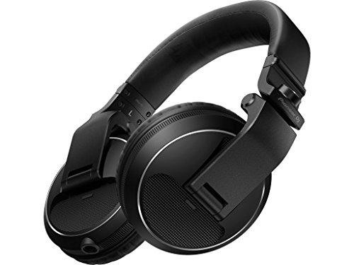 Pioneer HDJ-X5 Black Circumaural Head-band headphone - headphones (Circumaural, Head-band, 5 - 30000 Hz, 2000 mW, 102 dB, 32 Ω)