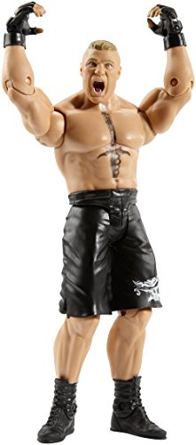 WWE Basic Figuren Brock Lesnar -