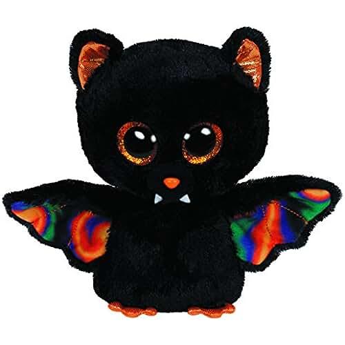 peluches Beanie Boos 41108 - Peluche Murciélago, 8 x 5 x 15 cm (41108) - Peluche Murciélago Scarem (15cm), Juguete peluche Primera infancia A partir de 4 años