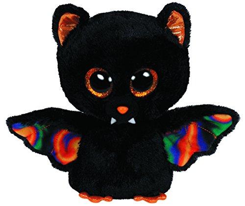 "Beanie Boo Halloween Bat - Scarem  - 15cm 6"""