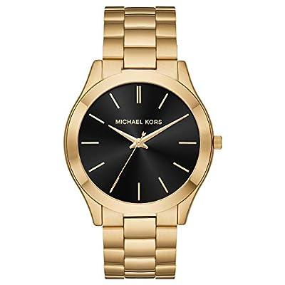 Michael Kors Reloj Analógico para Hombre de Cuarzo con Correa en Acero Inoxidable MK8621