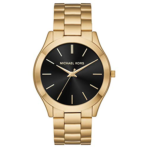 Michael Kors Mens Analogue Quartz Watch with Stainless Steel Strap MK8621