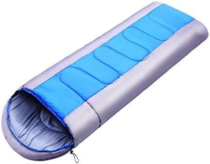 DGB Sacco A Pelo Warm 4 4 4 Season Thick Outdoor Camping Adulto Ultra Light Cotton Impermeabile (Coloreee   Blu, Dimensioni   1.1kg) B07MRHH5LD Parent   Molti stili    Materiale preferito    Numeroso Nella Varietà  d02e96