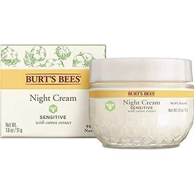 Burt's Bees Sensitive Night Cream 50g by Cbee Europe Ltd