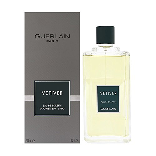 Guerlain Vetiver Eau De Toilette Spray, 201ml