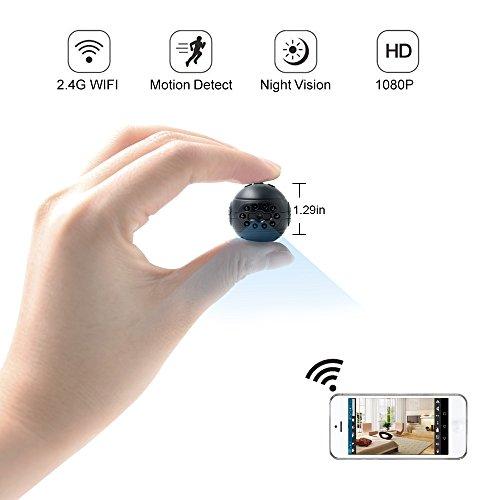 Cmara-Espa-Cmara-Oculta-LXMIMI-1080P-HD-Mini-Cmara-Espa-Wifi-Vista-Remota-con-Visin-Nocturna-y-Deteccin-de-Movimiento-para-la-Vigilancia-en-el-Hogar