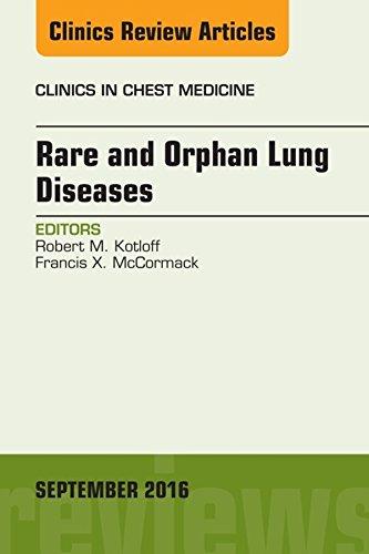 Rare And Orphan Lung Diseases, An Issue Of Clinics In Chest Medicine, E-book (the Clinics: Internal Medicine) por Robert Kotloff epub