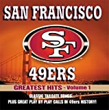 San Francisco 49ers: Greatest Hits, Vol. 1 by Various Artists