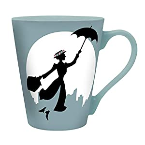 ABYstyle - DISNEY - Mary Poppins - Taza - 340 ml - Supercalifragilist