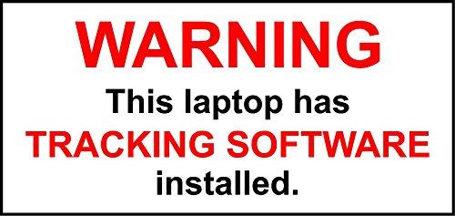 WARNING LAPTOP...