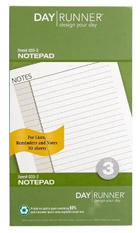 NotePad Refill, 3-3/4
