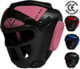 Best Boxing Head Gears - RDX Maya Hide Leather Boxing MMA Protector Headgear Review