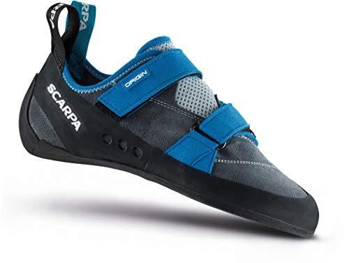 Scarpa Origin Climbing Shoes Damen Green Blue Schuhgröße EU 38 2019 Kletterschuhe
