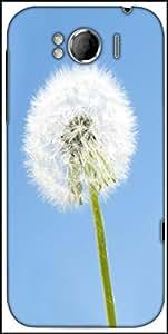 Snoogg Dandelion In The Wind Designer Protective Back Case Cover For HTC Sensation Xl
